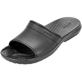 Crocs Classic Slide Sandalen zwart